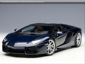 Types 실차제조사 Lamborghini