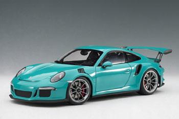 Carrera 50th Anniversary 2013 darkgrey 1:18 Spark Porsche 911 991